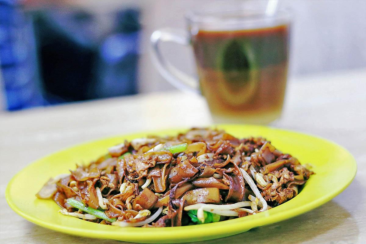 Mei Kong - Brunei famous cafe