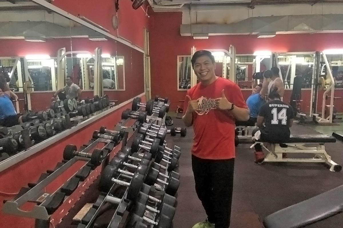 Harun's Gym 2