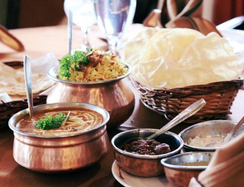印度料理的3家優選餐廳