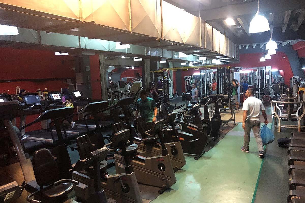 Harun's Gym