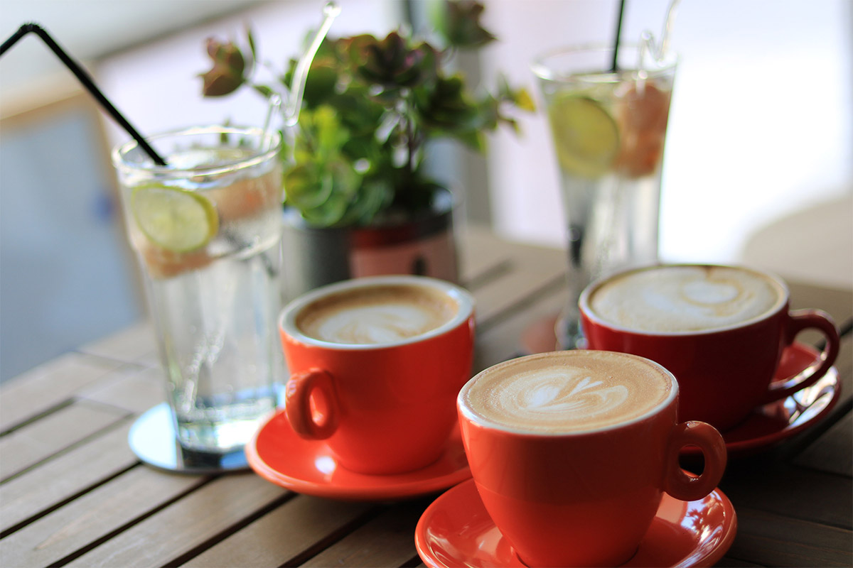 Kopi Fix - Brunei cafe