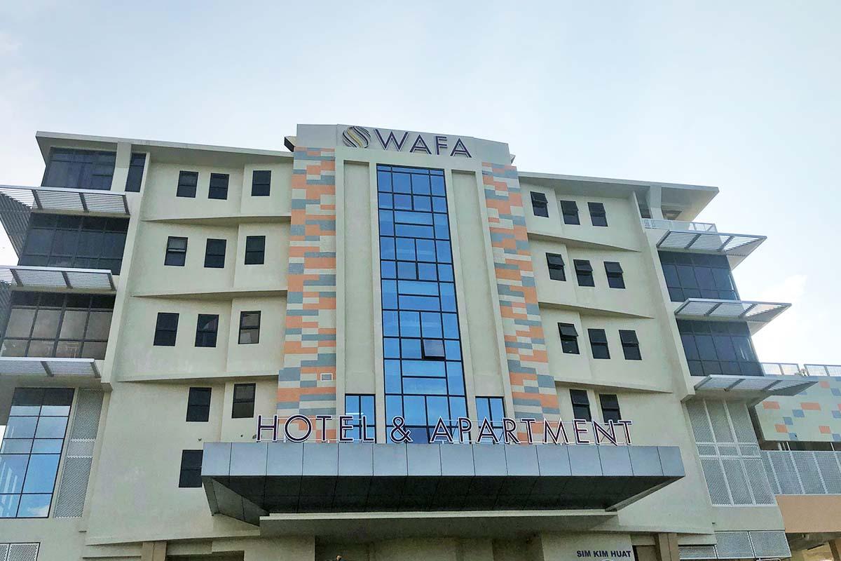 Wafa Hotel brunei