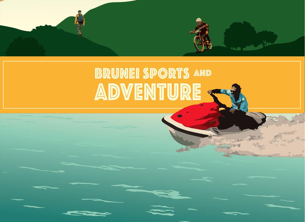 brunei sports and adventure