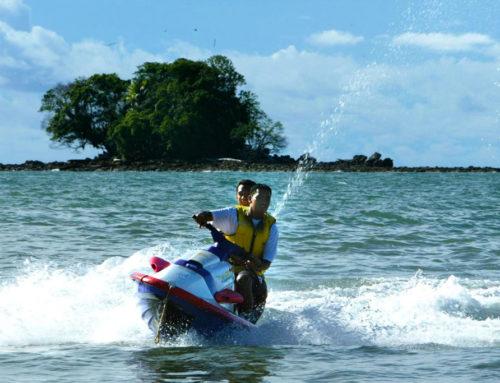 汶萊周邊的水上運動及活動