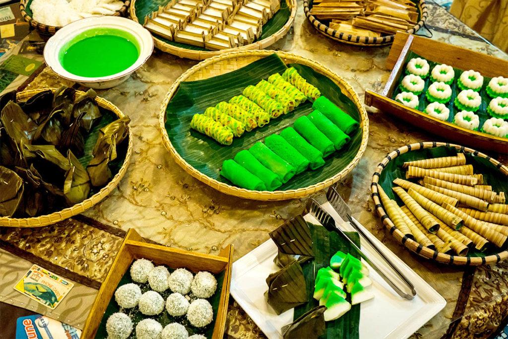 必嘗的汶萊傳統甜點
