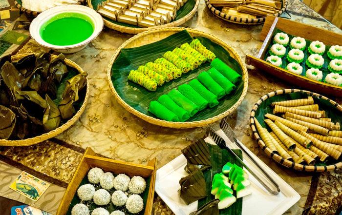 Traditional Kuih
